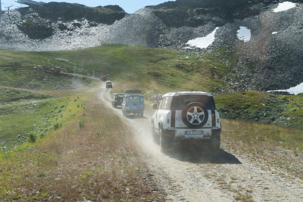 Land Rover Day Valle d'Aosta – La Thuile – Land Rover Experience Italia-13
