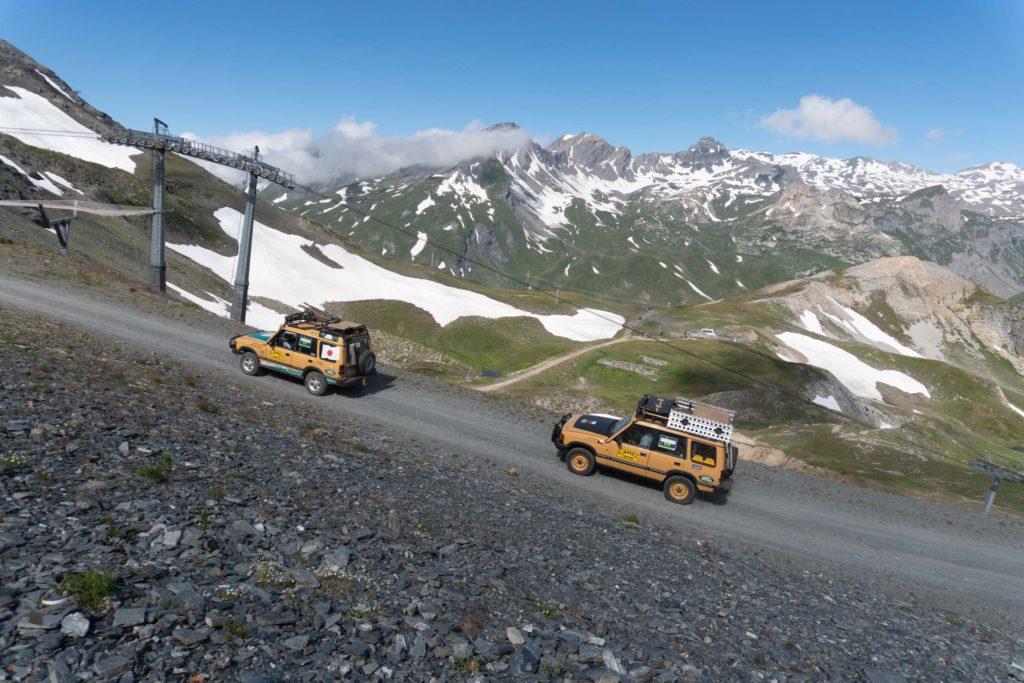 Land Rover Day Valle d'Aosta – La Thuile – Land Rover Experience Italia-14