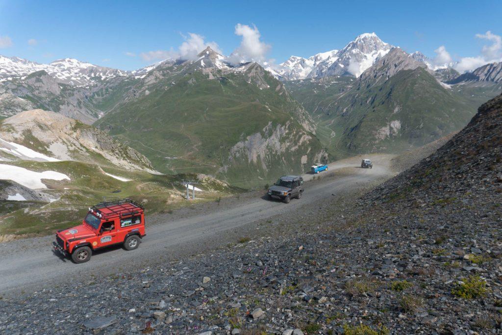 Land Rover Day Valle d'Aosta – La Thuile – Land Rover Experience Italia-15
