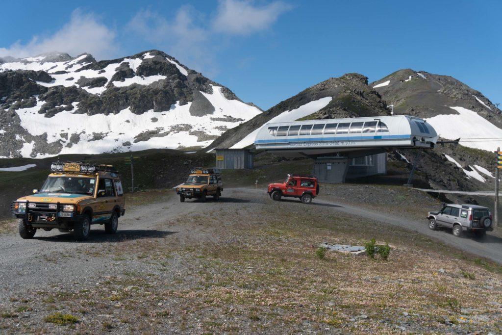 Land Rover Day Valle d'Aosta – La Thuile – Land Rover Experience Italia-16