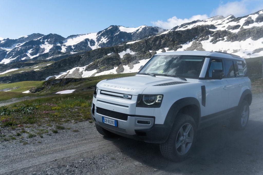 Land Rover Day Valle d'Aosta – La Thuile – Land Rover Experience Italia-17