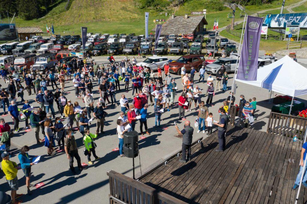 Land Rover Day Valle d'Aosta – La Thuile – Land Rover Experience Italia-18