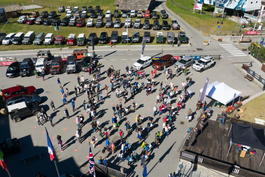 Land Rover Day Valle d'Aosta – La Thuile – Land Rover Experience Italia-19