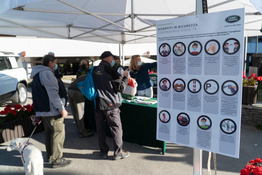 Land Rover Day Valle d'Aosta – La Thuile – Land Rover Experience Italia-2