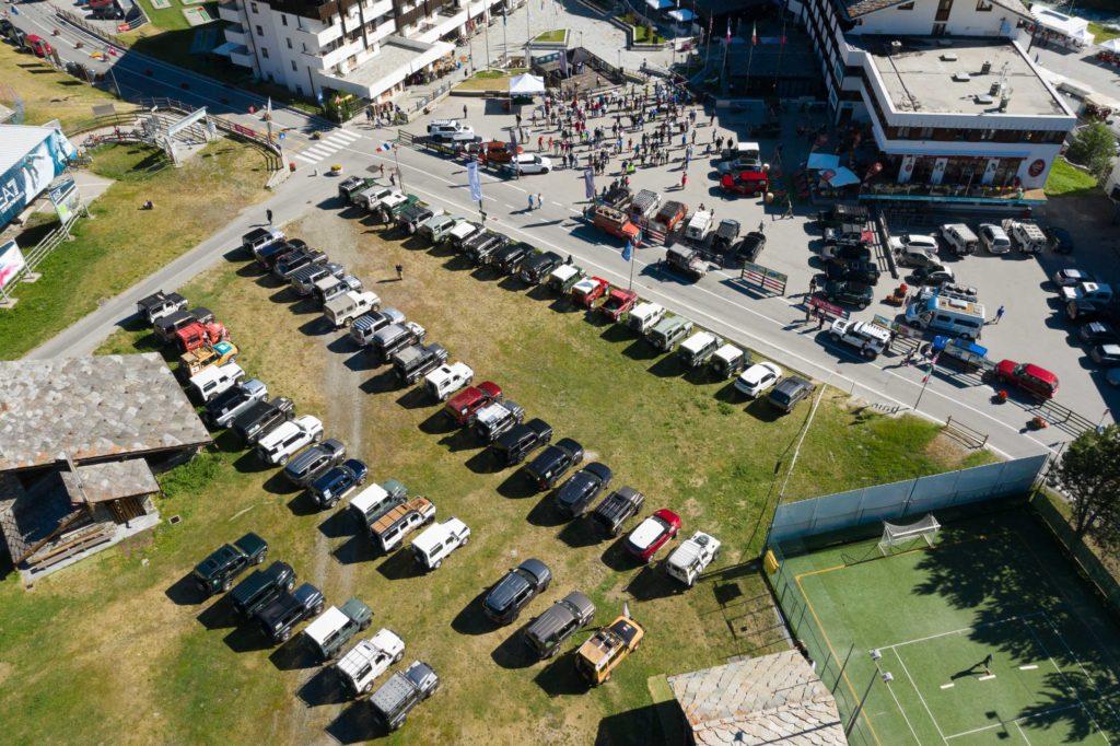 Land Rover Day Valle d'Aosta – La Thuile – Land Rover Experience Italia-21