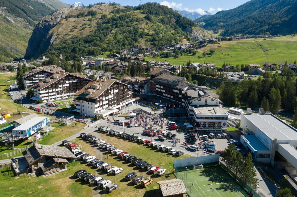 Land Rover Day Valle d'Aosta – La Thuile – Land Rover Experience Italia-22
