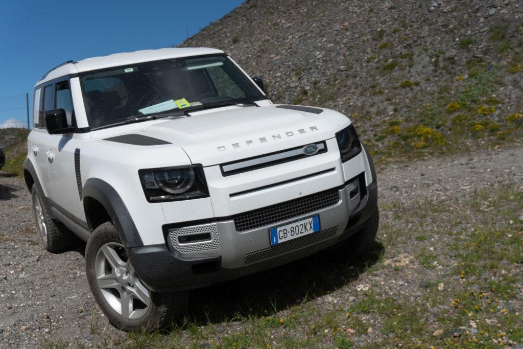 Land Rover Day Valle d'Aosta – La Thuile – Land Rover Experience Italia-23