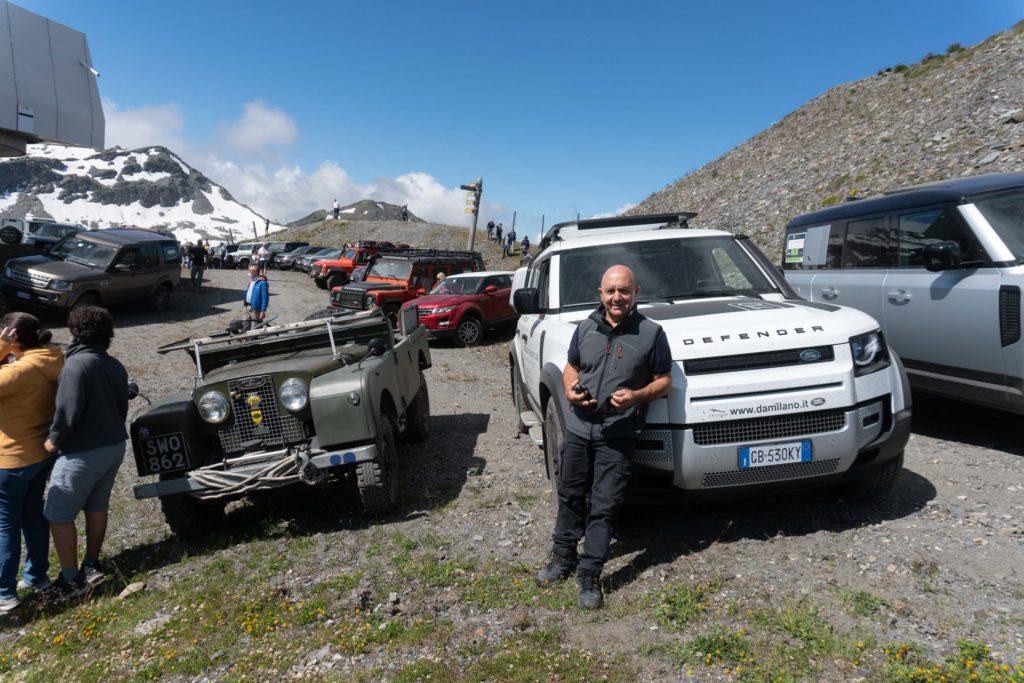 Land Rover Day Valle d'Aosta – La Thuile – Land Rover Experience Italia-24