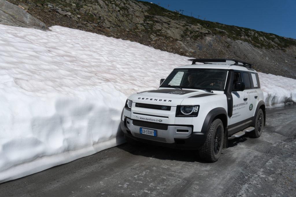 Land Rover Day Valle d'Aosta – La Thuile – Land Rover Experience Italia-25