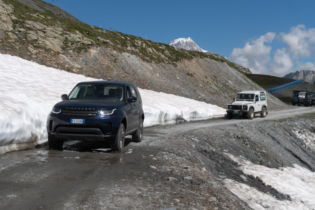 Land Rover Day Valle d'Aosta – La Thuile – Land Rover Experience Italia-26