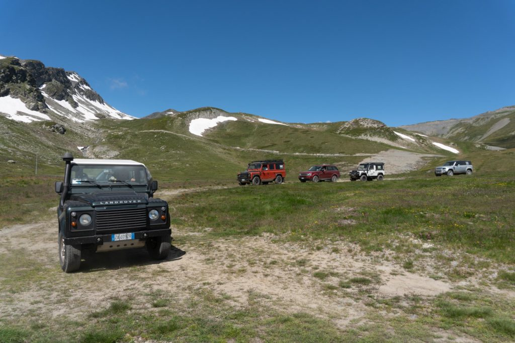 Land Rover Day Valle d'Aosta – La Thuile – Land Rover Experience Italia-27