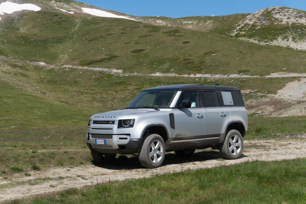 Land Rover Day Valle d'Aosta – La Thuile – Land Rover Experience Italia-28