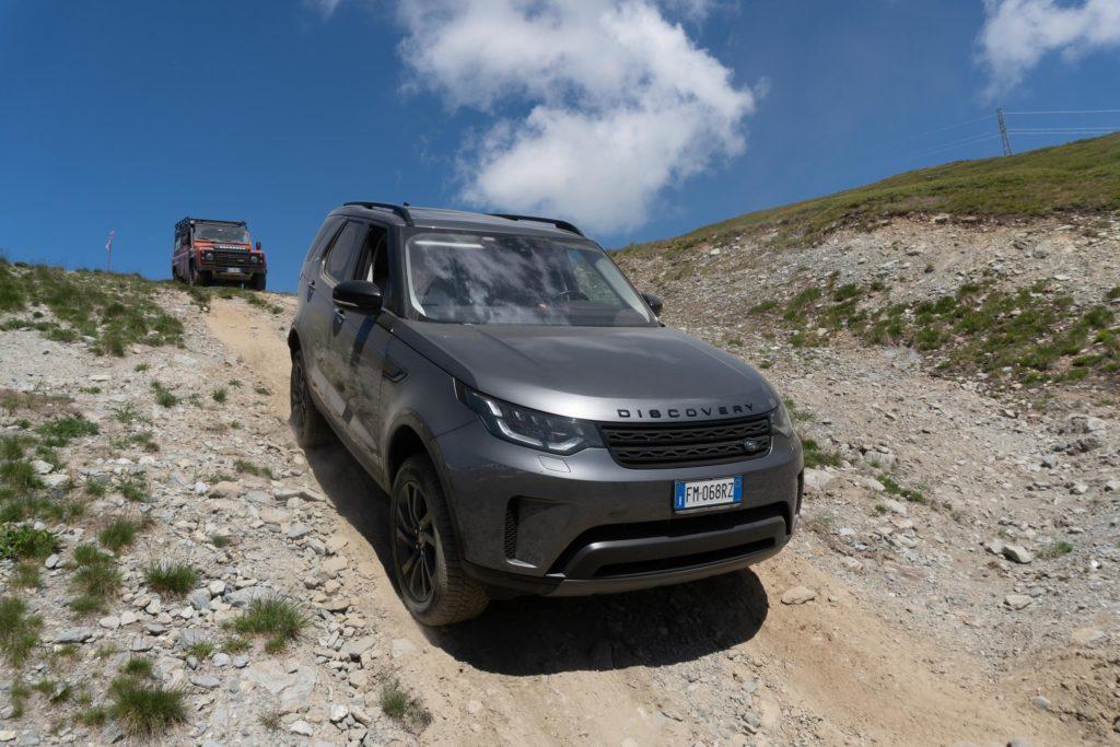 Land Rover Day Valle d'Aosta – La Thuile – Land Rover Experience Italia-29