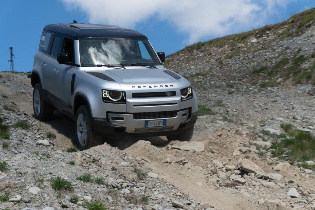Land Rover Day Valle d'Aosta – La Thuile – Land Rover Experience Italia-30