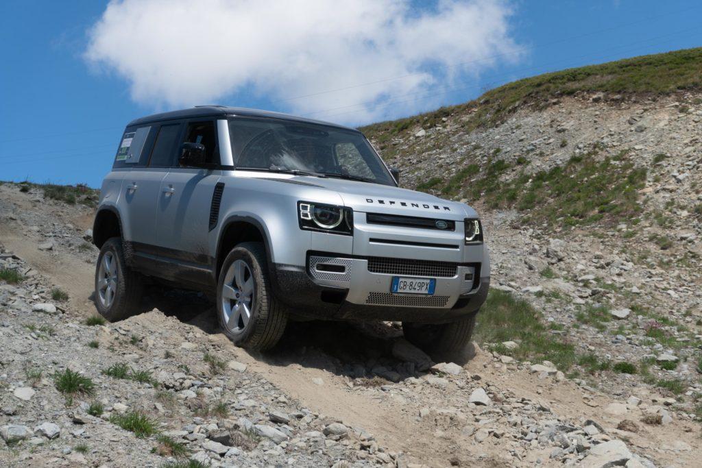 Land Rover Day Valle d'Aosta – La Thuile – Land Rover Experience Italia-31