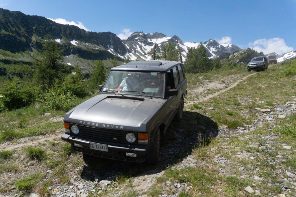 Land Rover Day Valle d'Aosta – La Thuile – Land Rover Experience Italia-32
