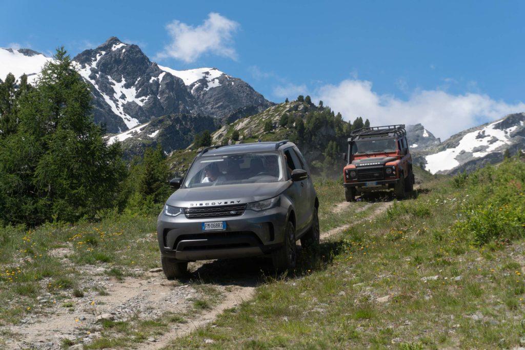 Land Rover Day Valle d'Aosta – La Thuile – Land Rover Experience Italia-33