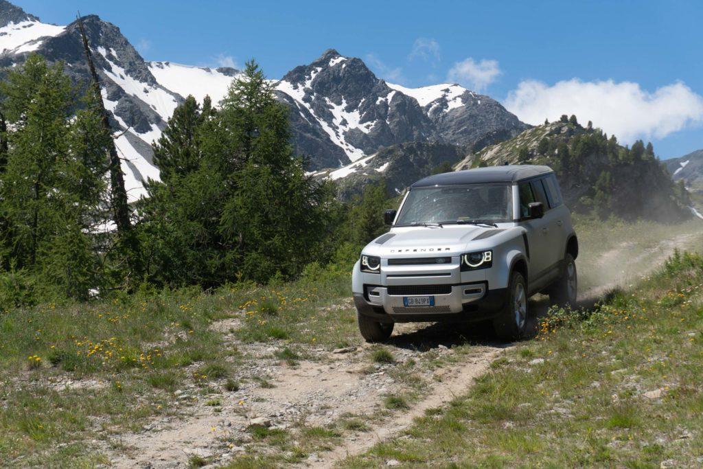 Land Rover Day Valle d'Aosta – La Thuile – Land Rover Experience Italia-34