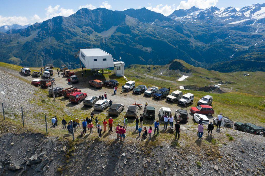 Land Rover Day Valle d'Aosta – La Thuile – Land Rover Experience Italia-35