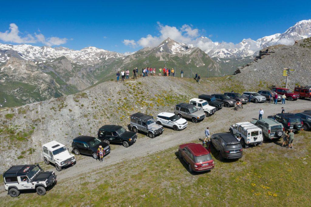 Land Rover Day Valle d'Aosta – La Thuile – Land Rover Experience Italia-36