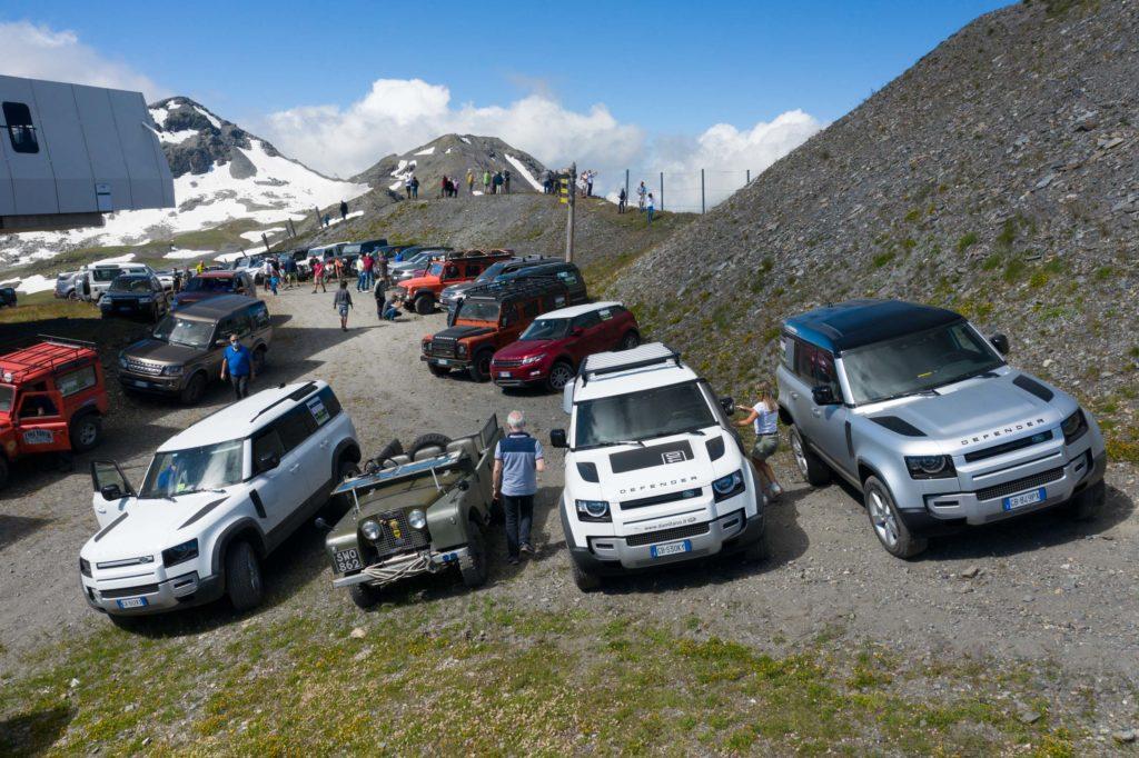 Land Rover Day Valle d'Aosta – La Thuile – Land Rover Experience Italia-37