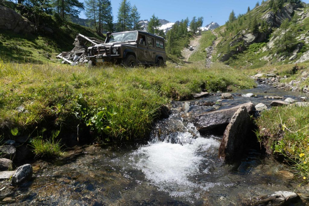 Land Rover Day Valle d'Aosta – La Thuile – Land Rover Experience Italia-38