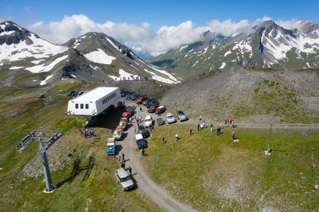 Land Rover Day Valle d'Aosta – La Thuile – Land Rover Experience Italia-39