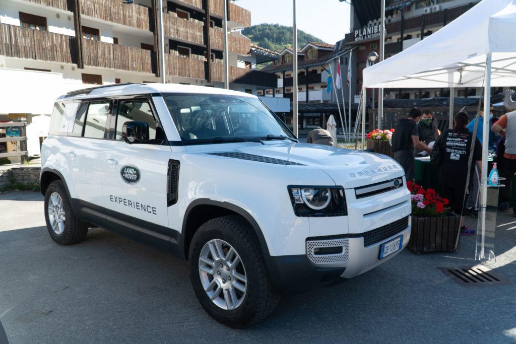 Land Rover Day Valle d'Aosta – La Thuile – Land Rover Experience Italia-4