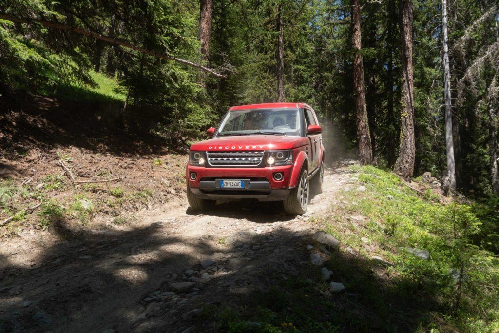 Land Rover Day Valle d'Aosta – La Thuile – Land Rover Experience Italia-40