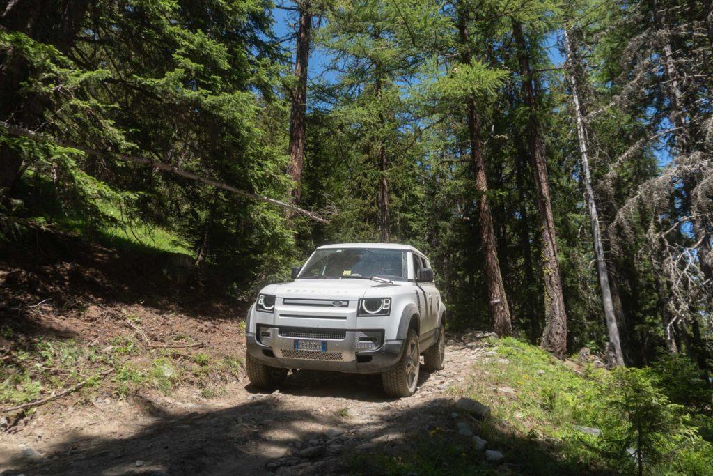Land Rover Day Valle d'Aosta – La Thuile – Land Rover Experience Italia-41