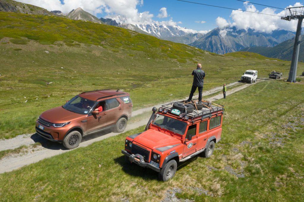 Land Rover Day Valle d'Aosta – La Thuile – Land Rover Experience Italia-42