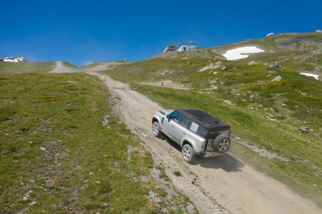 Land Rover Day Valle d'Aosta – La Thuile – Land Rover Experience Italia-43