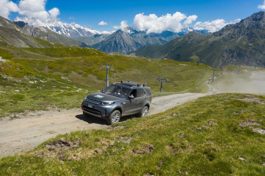 Land Rover Day Valle d'Aosta – La Thuile – Land Rover Experience Italia-44