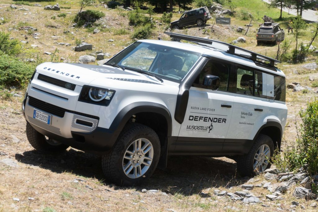Land Rover Day Valle d'Aosta – La Thuile – Land Rover Experience Italia-45