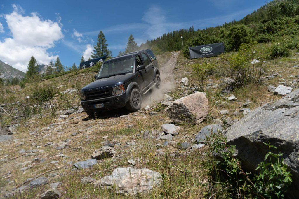 Land Rover Day Valle d'Aosta – La Thuile – Land Rover Experience Italia-46