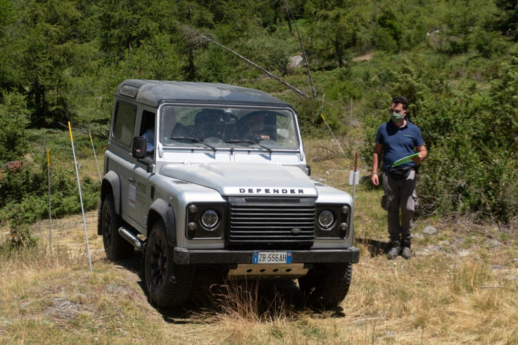 Land Rover Day Valle d'Aosta – La Thuile – Land Rover Experience Italia-47