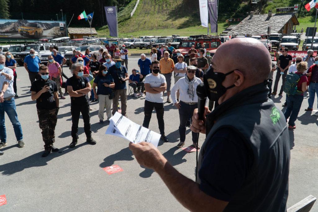 Land Rover Day Valle d'Aosta – La Thuile – Land Rover Experience Italia-51