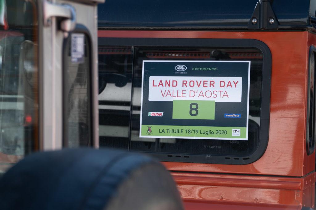 Land Rover Day Valle d'Aosta – La Thuile – Land Rover Experience Italia-6