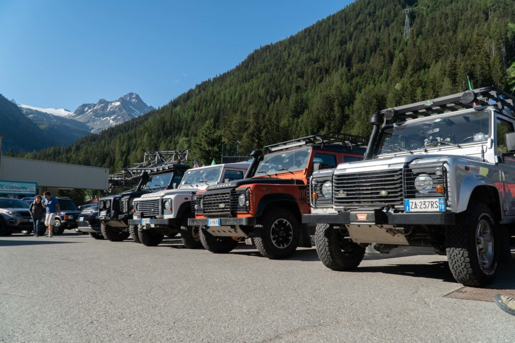 Land Rover Day Valle d'Aosta – La Thuile – Land Rover Experience Italia-7