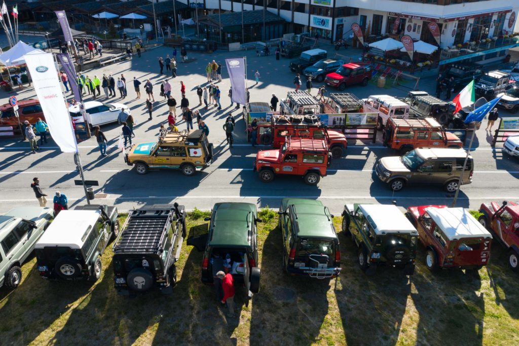 Land Rover Day Valle d'Aosta – La Thuile – Land Rover Experience Italia-9