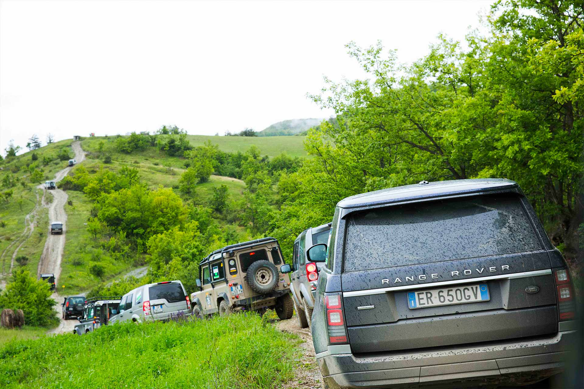 Land Rover Day Emilia Romagna Land Rover Experience Italia Gallery