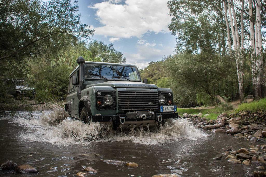Land Rover Tour Sardegna 2020 – Tappa 01 – Land Rover Experience Italia – Registro Italiano Land Rover-101