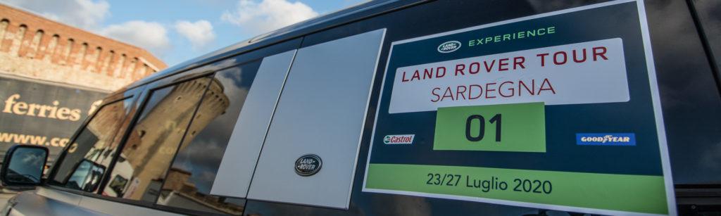 Land Rover Tour Sardegna 2020 – Tappa 01 – Land Rover Experience Italia – Registro Italiano Land Rover-13