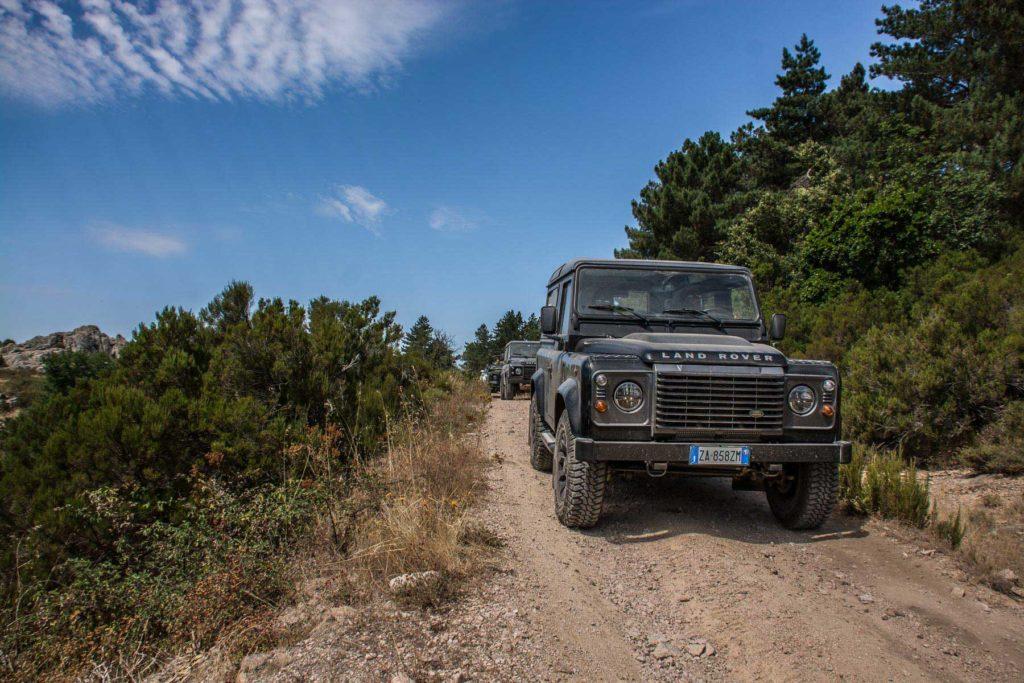 Land Rover Tour Sardegna 2020 – Tappa 01 – Land Rover Experience Italia – Registro Italiano Land Rover-18
