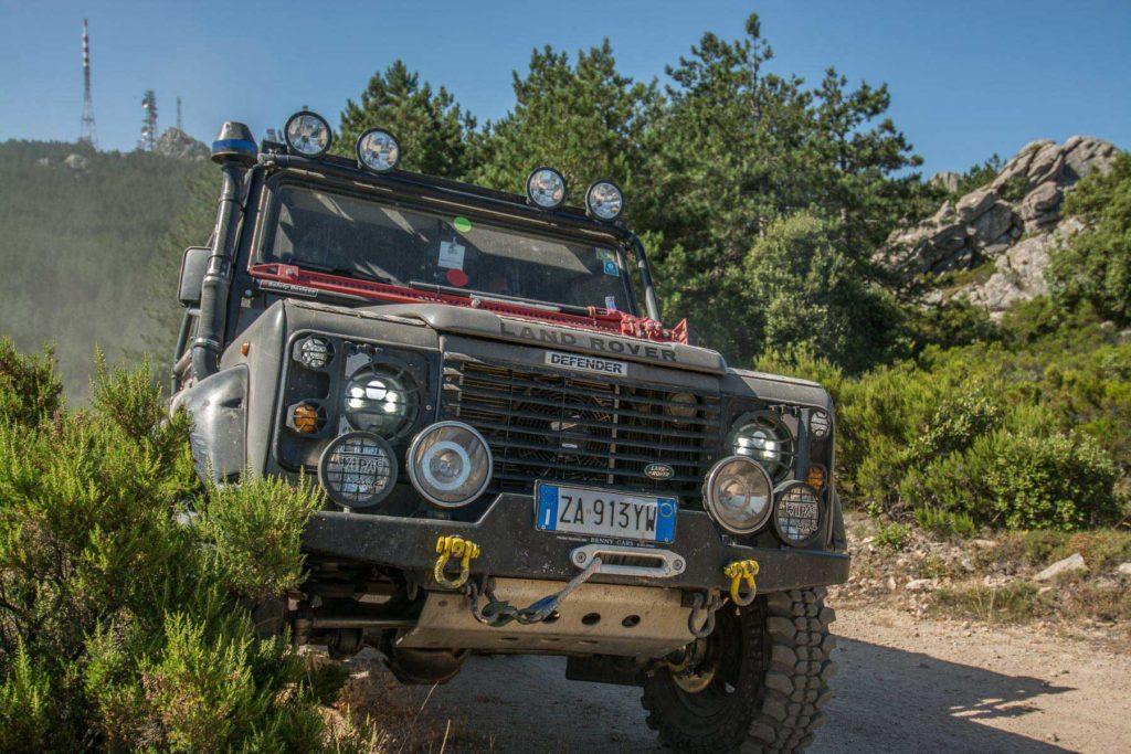Land Rover Tour Sardegna 2020 – Tappa 01 – Land Rover Experience Italia – Registro Italiano Land Rover-21