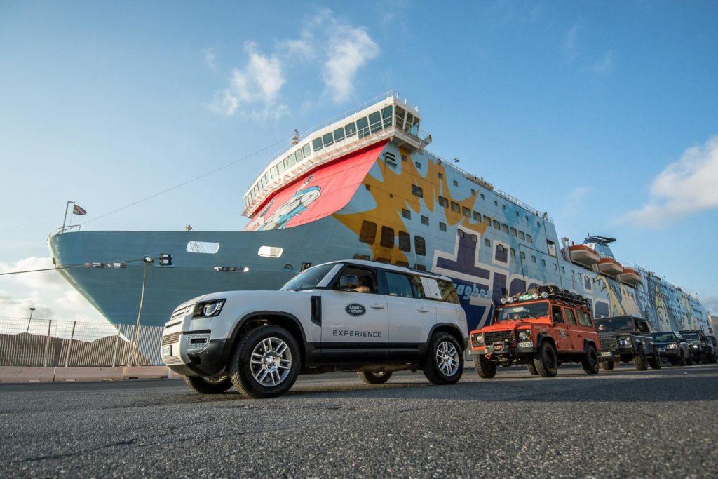 Land Rover Tour Sardegna 2020 – Tappa 01 – Land Rover Experience Italia – Registro Italiano Land Rover-22