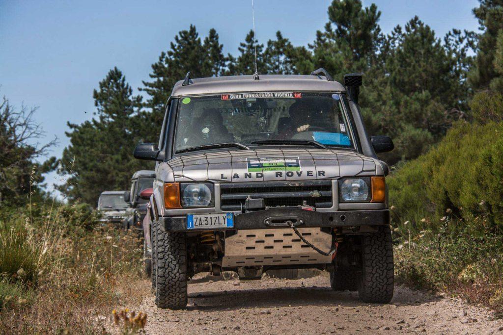 Land Rover Tour Sardegna 2020 – Tappa 01 – Land Rover Experience Italia – Registro Italiano Land Rover-26