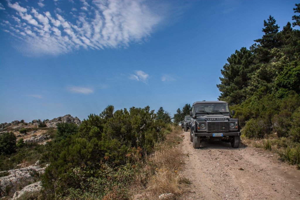 Land Rover Tour Sardegna 2020 – Tappa 01 – Land Rover Experience Italia – Registro Italiano Land Rover-27