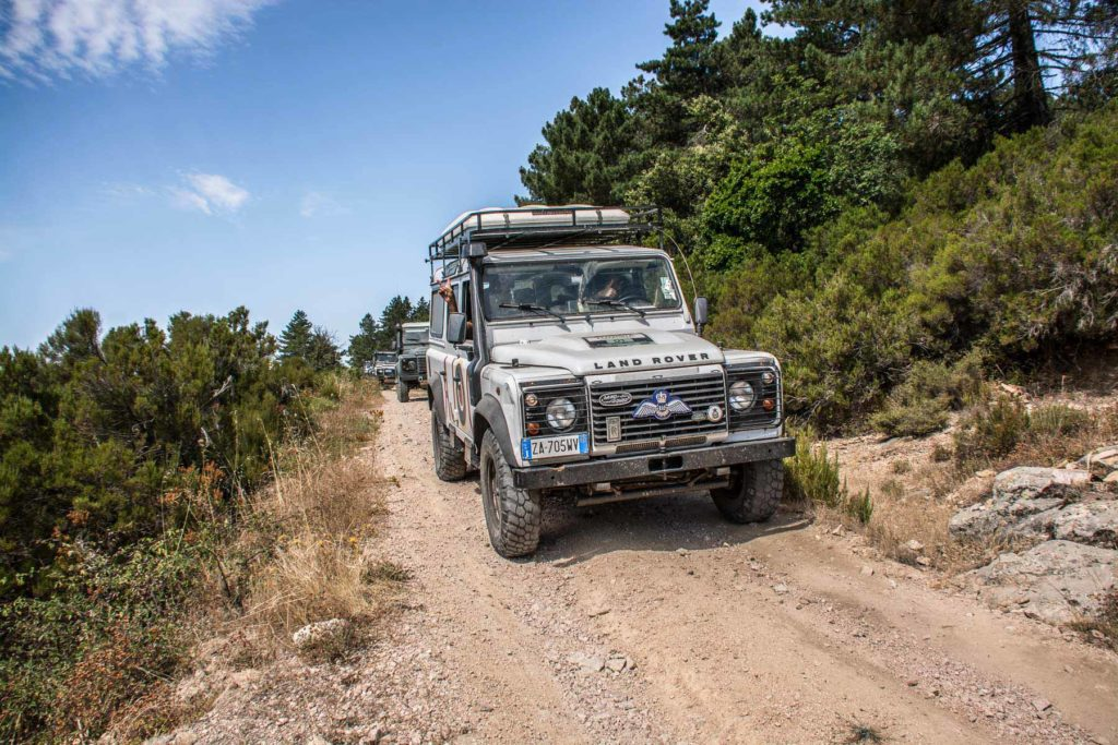 Land Rover Tour Sardegna 2020 – Tappa 01 – Land Rover Experience Italia – Registro Italiano Land Rover-29