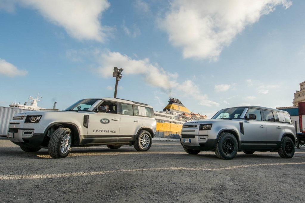 Land Rover Tour Sardegna 2020 – Tappa 01 – Land Rover Experience Italia – Registro Italiano Land Rover-3